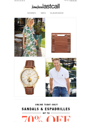 Neiman Marcus Last Call - A few things we found for you + save on it all!