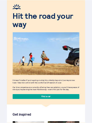 Skyscanner (UK) - Take the driver's seat 🚗
