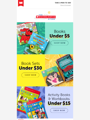 Scholastic - What's Cooler Than Being Cool?
