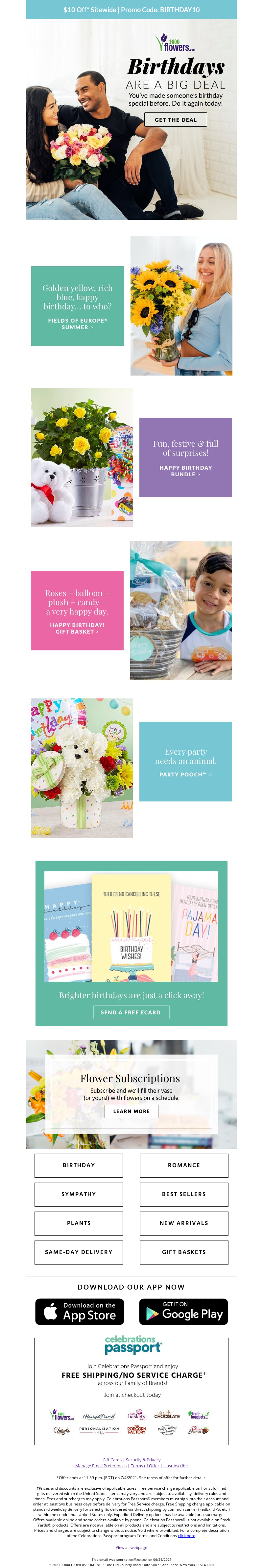 Personalization Universe - Bring Some Color to Their Birthday