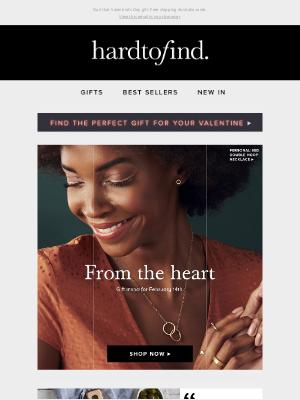 HardToFind AU - Our top picks for LOVE ❤️