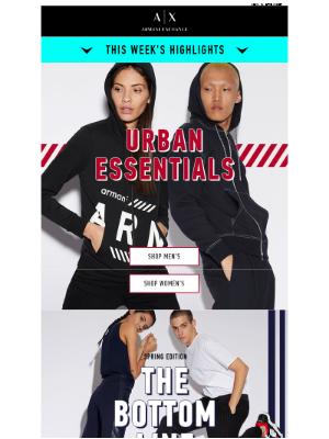 This Week's Highlights: Weekend Sale, Urban Essentials & More...