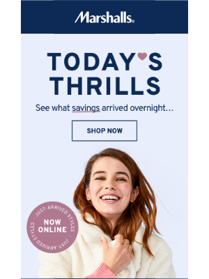 HomeGoods - To Do: Check out today's arrivals ✔️