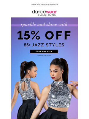 Dancewear Solutions - ✨Sparkle and Shine for Less✨