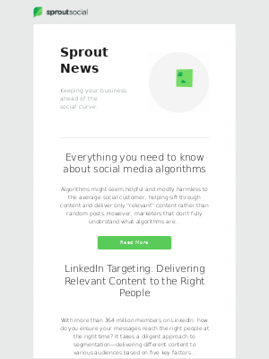 Everything you need to know about social media algorithms