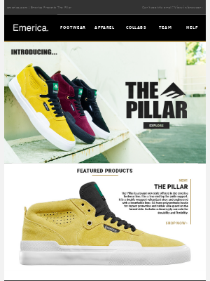 Emerica - Emerica | The Pillar