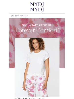 NYDJ - Stay in & Stay Cozy in Forever Comfort™