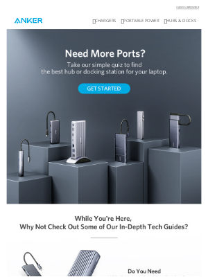 Anker - Find Out How to Get More From Your Laptop