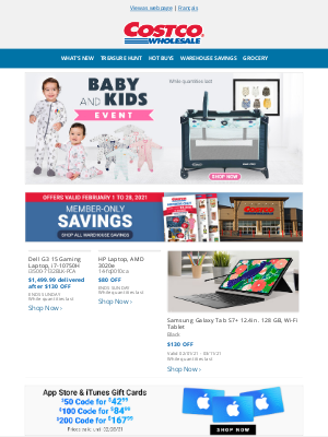 Costco Canada - Check out this week's savings on Costco.ca!