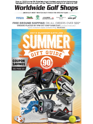 ☀ 2019 Summer Gift Guide | Coupon Savings on Page 53!☀