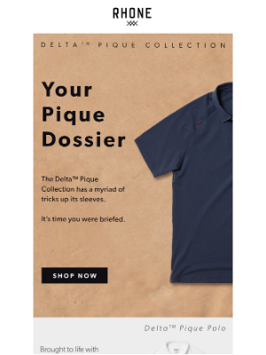 Rhone - Your Pique Dossier 🗂