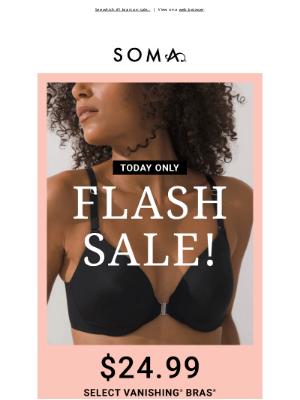 Soma Intimates - 24 hours. $24.99 ⚡