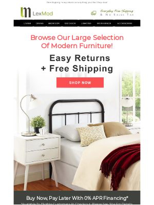 Lexmod - Free Shipping On Your Favorite Pieces!