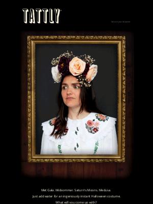 🕷️ 4 Eerie Costume Ideas