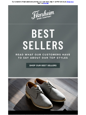 Florsheim Shoes - These best sellers are closet must-haves