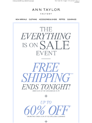 Free Shipping! Up To 60% OFF! Extra 15% OFF!