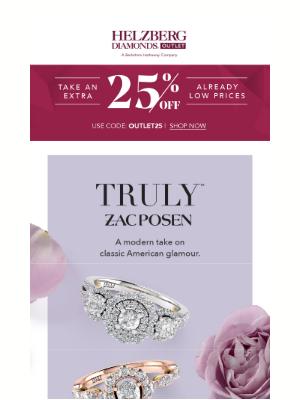 Helzberg Diamonds - Exclusive Zac Posen Bridal Designs ✨