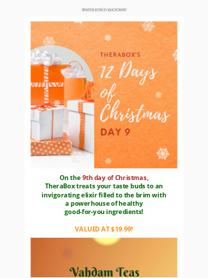 TheraBox - DAY 9 of TheraBox's 12 Days of Christmas Giveaway! ❄