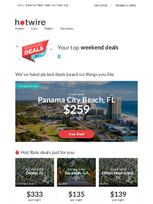 Anton: your hand-picked travel deals from $129! Chosen for you by our travel experts
