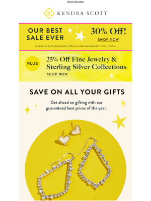 Save 30% On Gifts! 🎁
