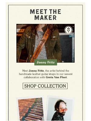 Parks Project - Introducing Jonny Fritz ⚡️