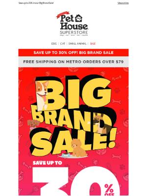 Pet House (AU) - It's Big, It's Brands, It's Big Brands!