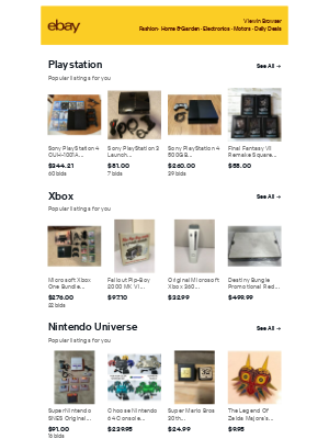 PlayStation & Xbox - shopping ideas for you to consider 💡