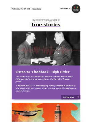 Listen: How Hitler's Quack Doctor Changed the Course of WWII