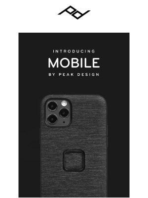 Peak Design - Mobile, by Peak Design.