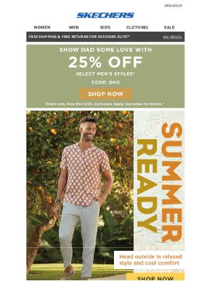 SKECHERS - Summer buzz worthy styles