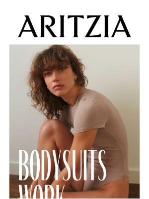 Aritzia (CA) - Bodysuits with impressive resumes