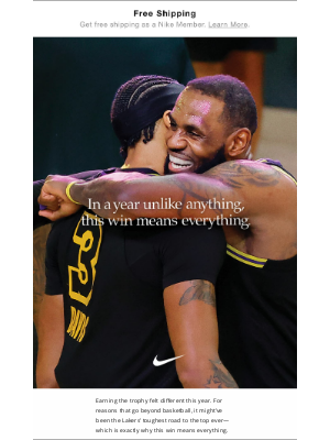 Nike - This win means everything to LA