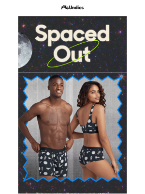 MeUndies - This New Print is Astronomical