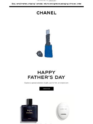 CHANEL celebrates fathers