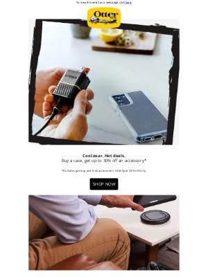 OtterBox - Cool Gear. Hot Deals
