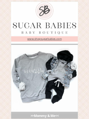 Sugar Babies - ❤️ Reckless Love Limited Launch...RUN!!!