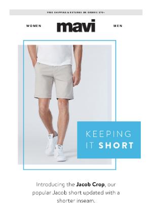 Mavi - The Bestselling Jacob, in a Shorter Length
