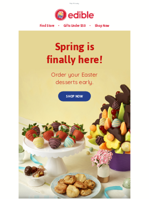 Edible Arrangements - Celebrate what's good in life.
