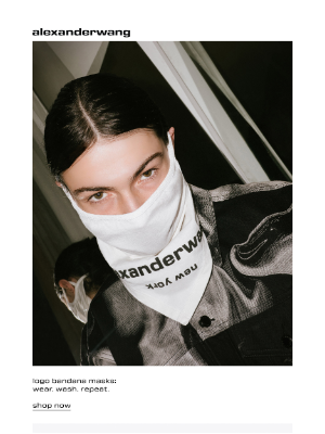 Alexander Wang - Don't Leave Home Without It
