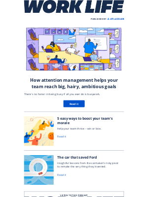 Atlassian - Is busyness affecting your business?