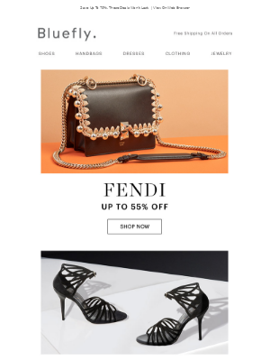 On SALE: Fendi, Gucci, Balenciaga, Chloé