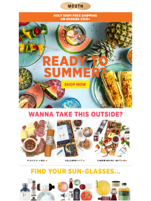 Hello, sunshine! The Summer Collection is here!