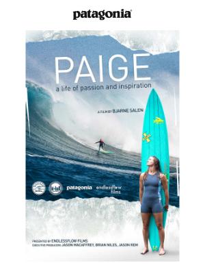 Paige film tour