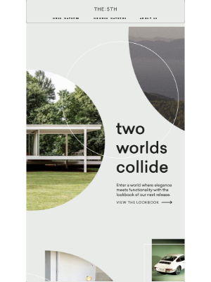 Releasing August 5: Two Worlds Collide