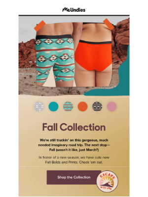 New Fall Prints and Colors