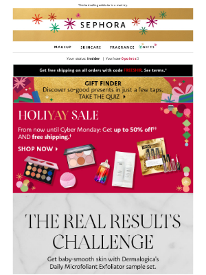 Sephora - You've been waiting for this—click me to discover more.