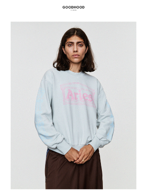 The Goodhood Store - New In: Aries | FITS has been updated...