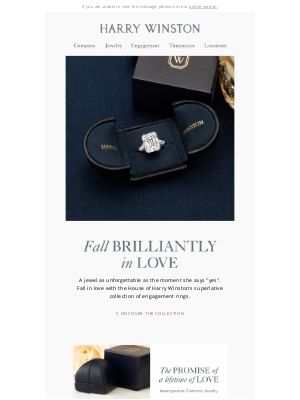 Harry Winston - Propose to Your True Love