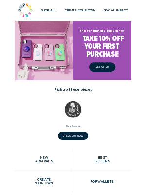 PopSockets - Pssst. We got something for you (hint: it's a discount)