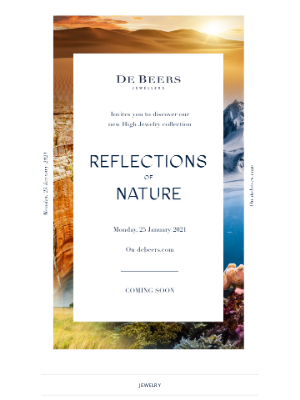 De Beers - Your exclusive invitation